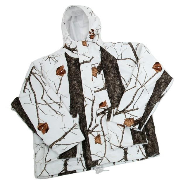Wildfowler Outfitter Waterproof Cover Up Parka - 870989002759