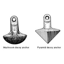 Do-It Molds Decoy Anchor Molds