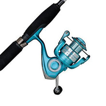 Pflueger Lady Trion Spinning Combo - 04338833087
