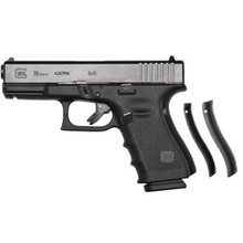 Glock 19 (Gen4) FXS 15 - 9MM - Synthetic