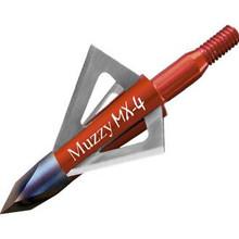 Muzzy Prod Mx-4 Broadhead 4blade