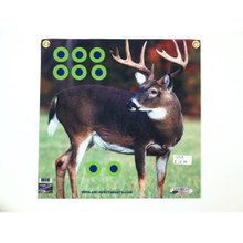 "American Whitetail Infinity Faces-Rut Buck 18""x18"""