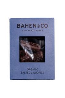 Organic Salted Liquorice