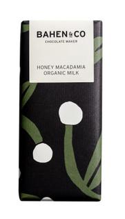 Honey Macadamia Organic Milk