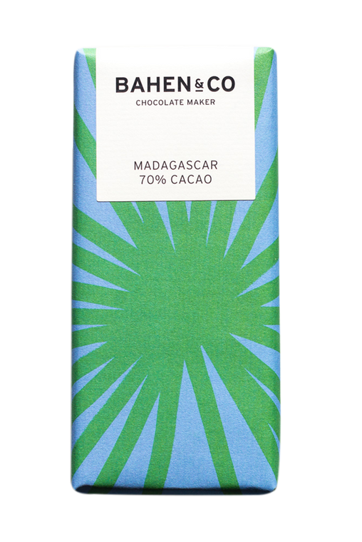 Madagascar Stone Ground Chocolate Bar