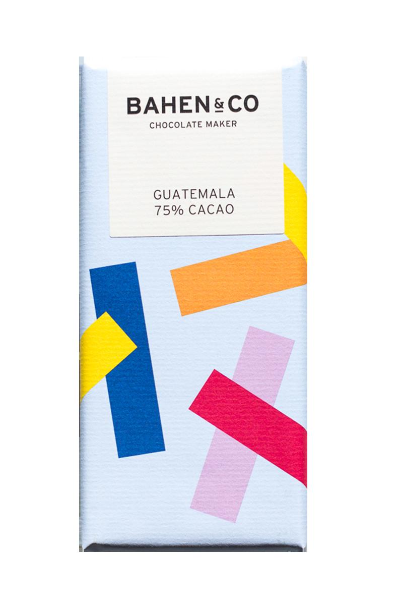 Guatemala Stone Ground Chocolate Bar