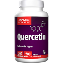 Dietary Supplement  • Cardiovascular Support*  1 Veggie Capsule - 500mg Quercetin