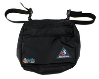 AC205- DOUBLE POCKET ACCESSORY POUCH