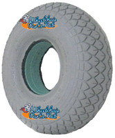 """F078 4.00-5 (330-100) (12 1/4 x 4"""") KNOBBY TIRE Fits Most"""