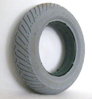 "F184 3.00-8 (14 x 3"") V-TREAD TIRE Fits Quickie 5 Spoke. Sold as each"