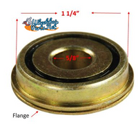 "B55 1 1/4"" x 5/8"" Flange Bearing for Rear Wheels"