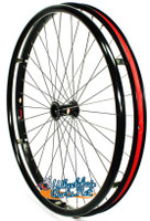 "RWL2025 25"" (559mm) L20 rim with 36 Spokes by Sun. Choose Your Tire"