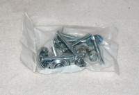 VH010 SEAT BOLTS With Nuts & Washers 8 PACK