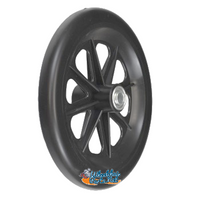 """CW160 Invacare 8"""" x 1"""" Wheel Assembly. One Pair."""