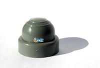 M099 Invacare Style Gray Plastic DOME CAP