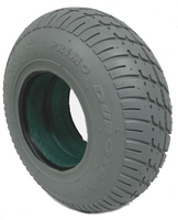 F068- 280/2.50-4 Foam Fil, Duratrap Round Tread . Sold as Each