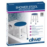Swivel Seat Shower Stool