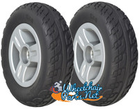 DW830 GOGO 3&4 w 9X3 REAR. SOLD AS PAIR