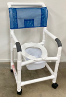 "MJM 118-3 Series Shower Chair, 18"" x 18"". FREE SHIPPING"