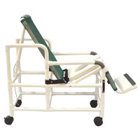 Copy of MJM  Reclining Shower Chair With Standard Seat & Elevated Legrest