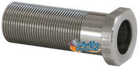 """1/2"""" X 2"""" Quick Release Axle Sleeve Receiver With Flange. Sold as each"""