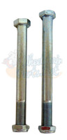 "AX1XX- 1/2"" STANDARD AXLE WITH NYLOCK NUT. CHOOSE YOUR LENGTH"