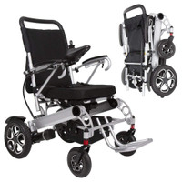 VIVE FOLDABLE Power Wheelchair