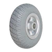 """9"""" Flat-Free Caster Wheel and Tire for the Quantum Rival"""