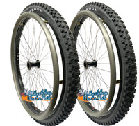"SET of 2 Sun  L20 Wheels in  22"" (501mm) With Kenda Nevegal Tire (2"" Wide)"