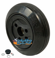 Permobil 2.50-3 (180x68) Wheel. Fits on Permobil C300  C400  C500