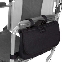 Armrest Side Bag-Fits most Manual & Power chairs