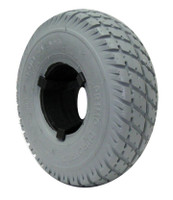 "F056 10 X 3"" (260-85)(3.00-4) DUROTRAP TIRE Fits Pride 2.75"" Wide Wheel"