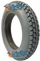 """F027- 12 1/2 X 2 1/4"""" Knobby Tire. Sold as each"""