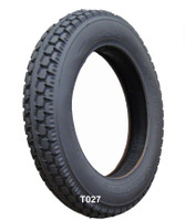 "T027P  12-1/2  X  2-1/4"" (62-203)  KNOBBY TIRE. SOLD AS PAIR"