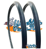 "AL215P- 24"" X 1"" (540m) SOLID POLYURETHANE TIRE. FITS ON RIMS WITH AIR-PNEUMATIC TIRES & VALVE STEM HOLE"