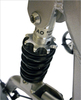 Custom shock absorbing springs for better mobility