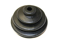 Front view of Gaiter Protector for a JC200, Part number (P46760)