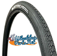 "T110 - PR1MO  24 X 1""  SENTINEL TIRES. SOLD AS PAIR"