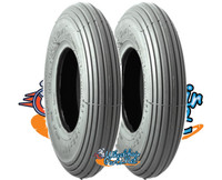 "T020 8 X 2"" (200-50) RIB TIRE (PRIMO SPIRIT). SOLD AS PAIRS"