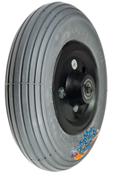 "CW193 8"" x 2"" Wheel with Foam Fill  Insert and  5/16"" Bearings"