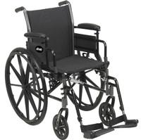 Drive Cruiser III Wheelchair Lightweight Dual Axle FREE SHIPPING