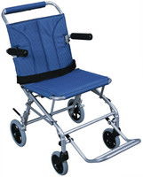 Drive Super Light, Folding Transport Chair with Carry Bag and Flip-Back Arms FREE SHIPPING