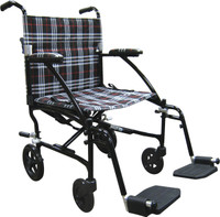 Drive Fly-Lite Aluminum Transport Chair FREE SHIPPING