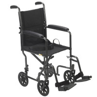 Drive Steel Transport Chair FREE SHIPPING