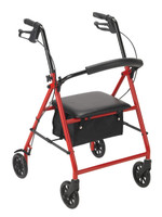 "Drive Rollator with 6"" Wheels - FREE SHIPPING"