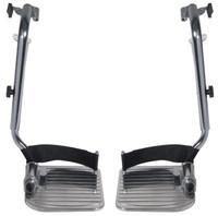 STDSF-TF - Swing-Away Footrests