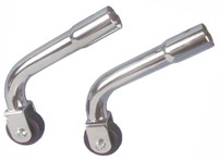 STDS802 Anti-Tippers For Drive Sentra and Winnie Series Wheelchairs. Sold As Pair