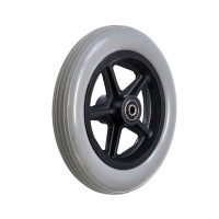 """7"""" Front Caster Wheel for the Drive Cougar Wheelchair. Sold as Pairs"""