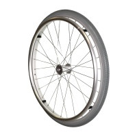 "24""x1-3/8"" Rear Wheel for the Drive Cougar Wheelchair. Sold as Each"