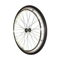 "24""x1-3/8"" Rear Wheel for the Drive Sentra EC Heavy-Duty Extra Extra Wide Bariatric Wheelchair. Sold as Each"